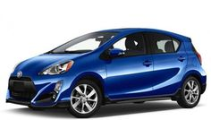 2017 Toyota Prius C Adds Safety Technology