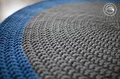 Dywan szydełkowy | crochet rug