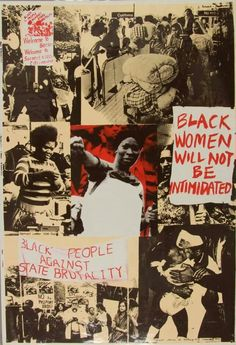 Poster by the See Red Women's Workshop, a socialist feminist poster collective that existed in London between 1974-1990.