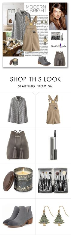 """Beautifulhalo 142"" by ludmyla-stoyan ❤ liked on Polyvore featuring Tom Ford, MAC Cosmetics, Himalayan Trading Post, Bobbi Brown Cosmetics, Kim Rogers and Barbour"
