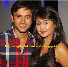 Is Mishkat Verma dating Kanchi Singh? http://scrutinybykhimaanshu.blogspot.in/2014/07/is-mishkat-verma-dating-kanchi-singh.html Aur Pyaar Ho Gaya, Kanchi Singh, Mishkat Verma, Rajan Shahi, Zee TV,