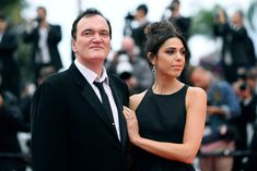 """Twenty-five years after premiering """"Pulp Fiction"""" in Cannes, Quentin Tarantino is set to bring his latest, """"Once Upon a Time . in Hollywood"""" to the French Riviera festival Tuesday. Tarantino's """"Pulp Fiction"""" went on to win the Palme d'Or in Quentin Tarantino, Tarantino Pulp Fiction, Christopher Nolan, Martin Scorsese, Stanley Kubrick, Wes Anderson, Alfred Hitchcock, Blade Runner, Kill Bill Movie"""
