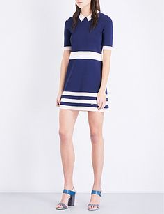 7918538942d22b Cbn knitted dress with stripe · Origami DressTed Baker WomensFitted ...