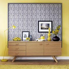 El color amarillo en la decoración | Estilo Escandinavo