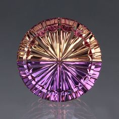 Bolivian Ametrine gemstone  John Dyer & Co.