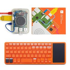 Kano's mission is to give kids a simple, fun way to create with technology, and take control of the world around them. The kit includes all the components you need to build a real working computer. A beautifully illustrated book takes you step by step through the process, so you learn while you build. Then, connect it to any screen with an HDMI port (most newer TVs and computer monitors) or the Kano Screen Kit, and watch your computer come to life. The Kano Computer Kit includes a…