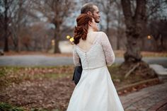 Winter wedding in Philadelphia, PA :: The Horticulture Center ::