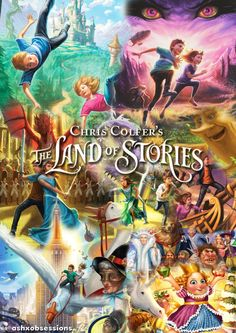 Do you ever feel like your living the same life as Harry Potter? Except the whole magical wizard part, of course. Chris Colfer, Land Of Stories Series, Book Series, Book Wallpaper, Terra, Lost City, Book Fandoms, Love Book, Book Lists