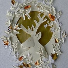 I recently spotted the work of French paper artist, Daniel Mar, over at Paper Forest, and I had to see more so I immediately headed over to his portfolio, which is filled with so many beautiful, intricate projects. I love...