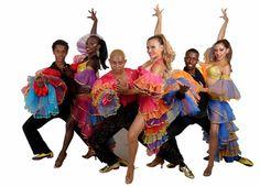 SWING LATINO--Cali, Columbia  Triple World Salsa Dance Champions from Cali - Colombia.