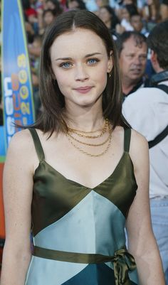 Alexis Bledel | 38 Photos From The 2003 Teen Choice Awards That Will Make You Nostalgic