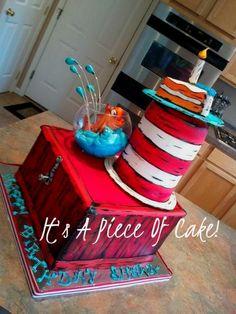 Dr. Seuss Cake...