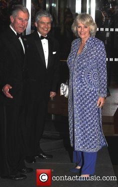Prince Charles, The Prince Of Wales, Camilla, The Duchess Of Cornwall, Asian Women Of Achievement Awards