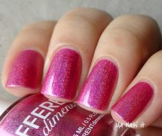 **SOLD AS** $8.85 Shipped One Mani Different Dimension Saphir Rose