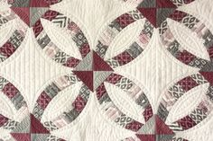 metro rings quilt - Google Search