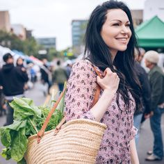 We're Pretty Excited to Try Laura Prepon's New Diet Plan via Brit + Co.