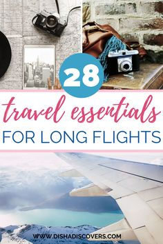 Are you going on a long haul flight soon? Here is a guide for long haul flight essentials and a packing list. It also includes long haul flight essentials tips plus long haul flight essentials products to bring with you. Packing Tips For Travel, Travel Advice, Travel Essentials, Packing Lists, Travelling Tips, Travel Articles, Long Haul Flight Tips, Travel Gadgets, Travel Hacks