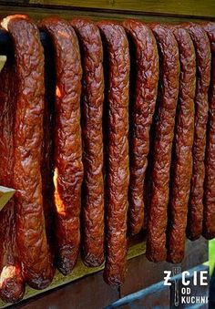 Homemade Sausage Recipes, Smoked Meat Recipes, Dog Recipes, Home Made Hot Dogs Recipe, Home Made Sausage, Bariatric Eating, Kielbasa, Charcuterie, Nutella
