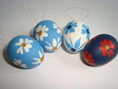 Eigenbrod Easter eggs. #Eigenbrod #Easter #paaske. SOLGT.