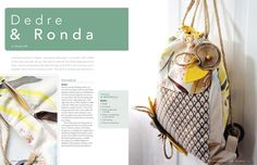 Dedre and Ronda: CrystelleBoutique creations feature in Haute Handbags, Spring 2010  Now on sale for only 99 cents