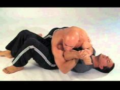 Bas Rutten MMA Shoulder Lock Technique