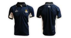 Coventry RFC - Polyester Polo Shirt