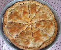 Η καλύτερη Κοτόπιτα που έχετε δοκιμάσει!Θα σας ξετρελάνει - Χρυσές Συνταγές Apple Pie, Chicken Recipes, Pork, Cooking, Breakfast, Desserts, Kitchen, Kitchens, Recipes