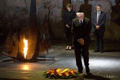 Nemecký prezident navštívil pamätník obetí holokaustu v Jeruzaleme - Zahraničie - TERAZ.sk