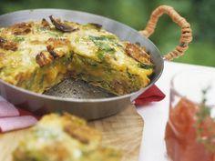 Wirsing-Omelett nach italienischer Art mit Tomatendip ist ein Rezept mit frischen Zutaten aus der Kategorie Chutney. Probieren Sie dieses und weitere Rezepte von EAT SMARTER!