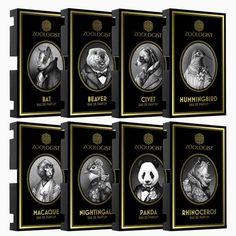 Zoologist Samples $39/8, $29/6 or $6/1 Perfume Samples, Hummingbird, Bee, Elephant, My Love, How To Make, Gifts, Rhinoceros, Nightingale