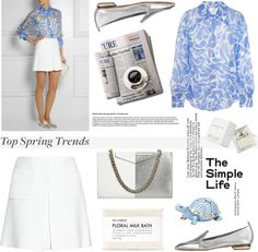 """The simple life"" by helenevlacho on Polyvore"
