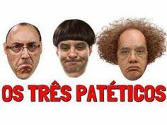 #DilmaContraGolpista Palhaços e patéticos, passarão a se dar mal.