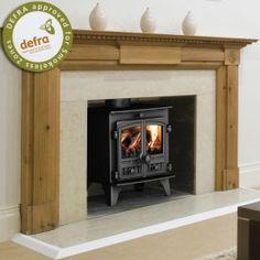 Hunter Herald 5 Compact Multifuel / Wood Burning Stove