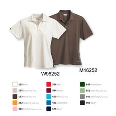 FirH Mens Moisture Wicking Short Sleeve Leisure Slimming Solid Color Business Polo Shirt