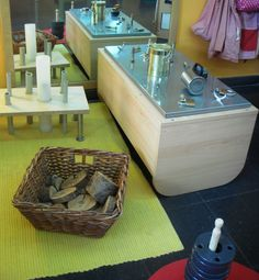 """Loving the idea of a magnetic table - from Yessica Sanchez ("""",)"""