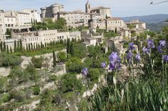 Gordes, the most photographed village in Provence Loved this place!!!
