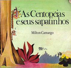 Capa do livro AS CENTOPEIAS E SEUS SAPATINHOS