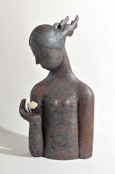 Chiu-I Wu ceramic sculpture