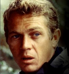 Steve McQueen. ☑  Sam Page