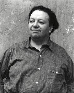 Mexican muralist Diego Rivera was as well-known for controversy as art, and was also famous for his volatile marriage to fellow artist Frida Kahlo. Diego Rivera Art, Diego Rivera Frida Kahlo, Munier, Social Realism, Mexican Artists, City Photography, Linocut Prints, Mexico City, Les Oeuvres
