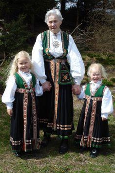 Sunnfjordbunad Folk Costume, Costumes, Norwegian Clothing, Scandinavian Fashion, Folk Fashion, Swedish Design, People Of The World, Traditional Dresses, Norway