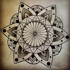 Mandala Designs, swaggerjaggertpr: Diseño definitivo de mi...