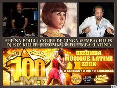 Cours de Ginga Kizomba Vous aussi intégrez vos événements dans l'Agenda des Sorties de www.bellemartinique.com C'est GRATUIT !  #martinique #Antilles #domtom #outremer #concert #agenda #sortie #soiree