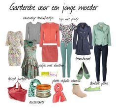 Garderobe voor een jonge moeder/wardrobe for a young mother. Klik op de foto voor meer details   www.lidathiry.nl  