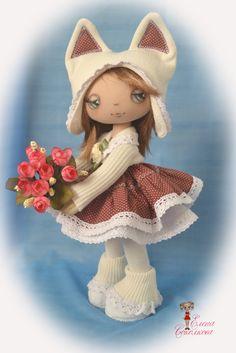 Ктюшка | Куклы | Игрушки | Uniqhand - интернет магазин авторских работ