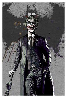 Joker  Craig Deakes