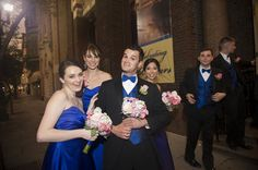 Christine & David Wedding  Photo By MQ Photography