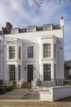35268 Hornton Street, Londen [UK] | house designs | dream homes | dreamy houses | droomhuis