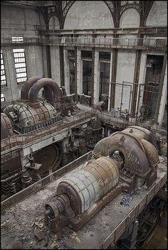Frankfurt Power Plant