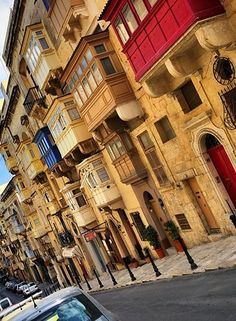 Travel Inspiration | Valletta, Malta.